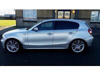 2006 BMW 116I SPORT 1 YEARS MOT LOOKS STUNNING WITH PRIVACY GLASS (PART EX WELCOME)