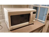 Microwave, Kettle, Toaster (used)