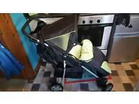 Ladybird buggy/stroller
