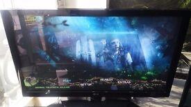 "LG 50"" Full HD 1080p 600Hz Freeview Plasma TV £140"