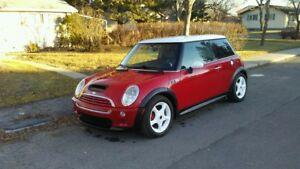 2002 Mini Cooper Supercharged