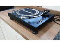 Technics SL-1210Mk2 Vinyl Turntable. - Seller Refurbished.