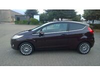 FOR SALE AUTOMATIC FORD FIESTA TITANIUM 3DR 2009