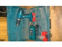 job lot tools Makita drill ect