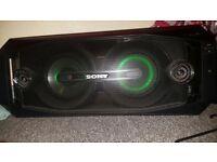 Sony wireless Bluetooth Speaker 500watt
