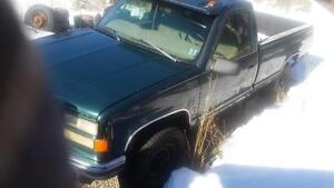 for sale 1998 chev 4x4