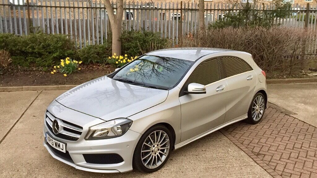 mercedes a220 amg sport auto 7g extended warranty full history a class may px for bmw in. Black Bedroom Furniture Sets. Home Design Ideas