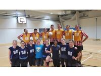 Mixed Netball League - Starting in February 2018
