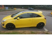 Vauxall corsa 16v 1.2 limited edition yellow. £4500 ono, viewings welcome excellent condition.