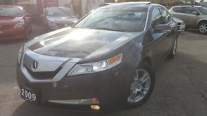 2009 Acura TL Technology Package - Nav! Back-up Cam!