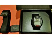 Polar RS100 Heart Rate Monitor and Stopwatch - Brand new still in the box