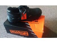 Mens Steel Toe Trainer Boots