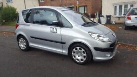 Peugeot 1007 suit beginner or disabled