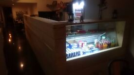 Profitable Shisha Cafe/garden/lounge/shop/restaurant for sale with retractable roof
