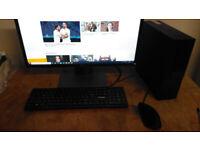 Desktop PC Windows 10 Great Condition Great Price