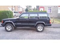 Jeep for spairs or repairs