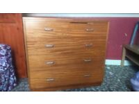 Chest draw for sale £10