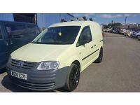 volkswagon caddy 1.9 tdi 2006