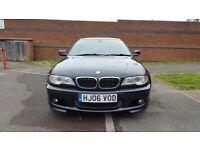 Bmw e46 330ci msport facelift Automatic £3995