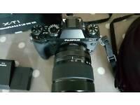 Fujifilm xr-1 18mm135mm lens