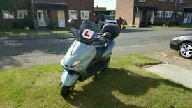 Yamaha yp125Rcc