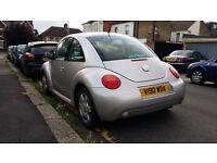Vw Beetle 2.0 petrol must go this week!