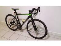 Boardman 2016 CX Comp Mens Cyclocross Bike 53 frame excellent conidtion