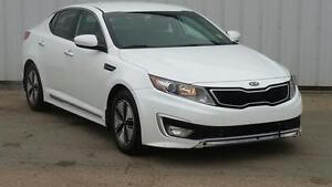 2012 Kia Optima Hybrid Premium PST Paid - Backup Camera - Fue...