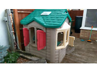 Welcome Home Kids Playhouse/Wendy House