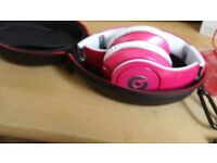 Studio beats pink limited edition