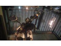 Yamaha 125 monster sport