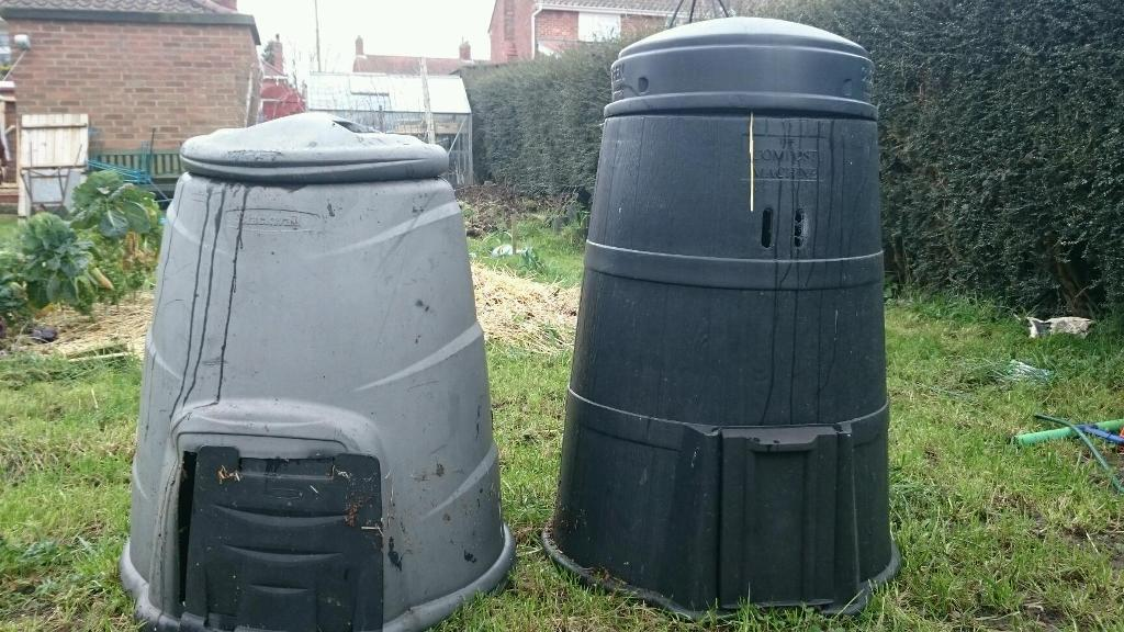 Two Compost Bins In Long Stratton Norfolk Gumtree