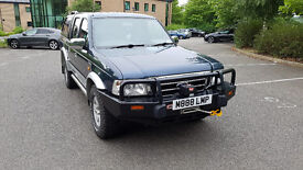 Ford Ranger 2.5 TDdi XLT Thunder Super Cab Pickup Off-Road/Green Lane Project