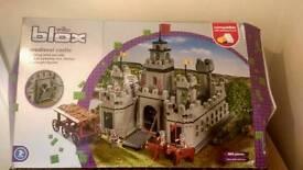 Lego Wilko blox medieval castle