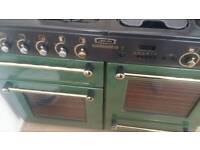 For sale Leisure Rangemaster 110 cooker