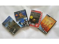 Selection of old PC games (for older machines)