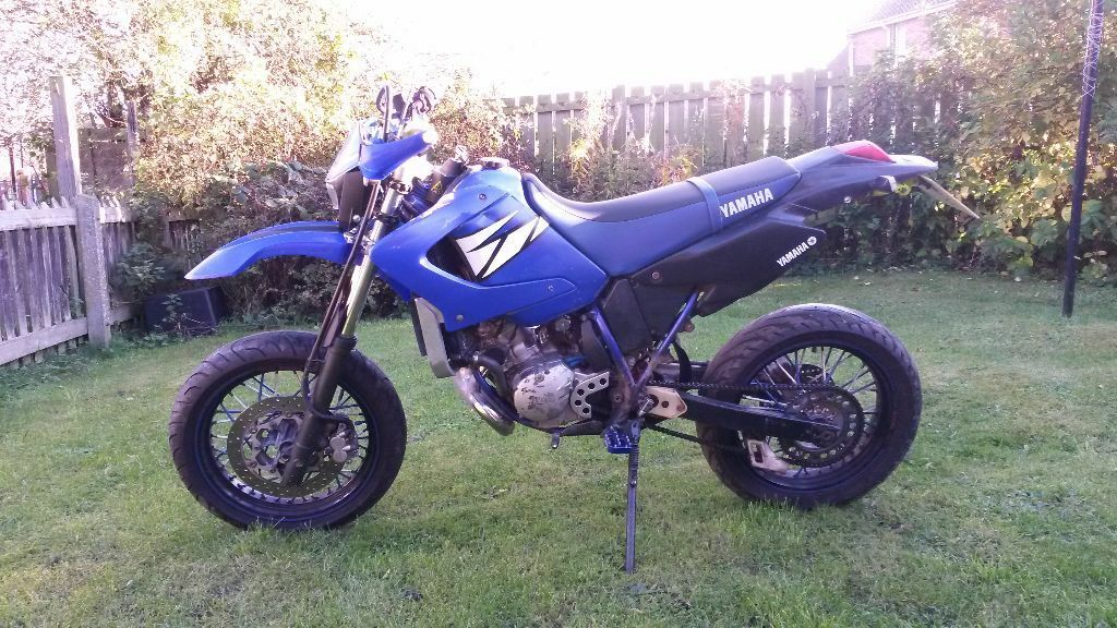 yamaha dt125re with full dt230 lanza setup swap for yamaha