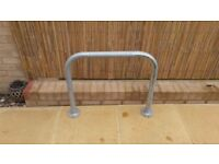 Sheffield cycle stand surface mounted