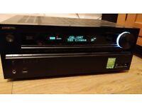 Onkyo TX-NR609 7.2-Channel Network A/V Receiver