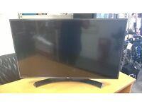 43' 4K LG TV