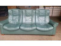 Ekornes Stressless Recliner 3 Seater Sofa