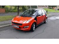 Smart forfour 5dr 1.5 diesel long mot up to 75mpg