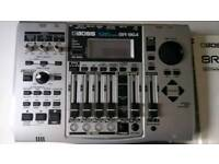 Boss BR-864 digital 8 track studio