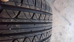 Fuzion 205/55R16 11/32 like new  Two Available