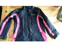 Girls Mountain warehouse jacket age 7-8