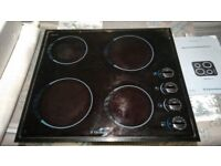 ELECTROLUX EHP 601 K 4 RING HOB, all working, but used!