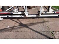 Roof rack hydraulic