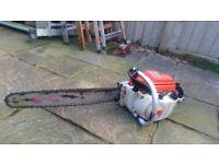 Genuine Stihl 041AV chainsaw