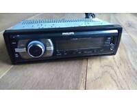Phillips dab radio