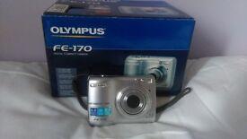 Olympus FE-170 Compact Digital Camera